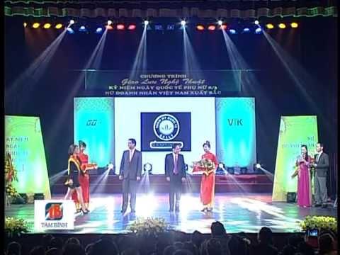 Giải thưởng bông hồng vàng 2013 P2