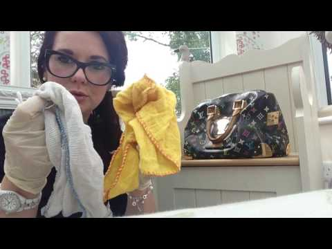 Tips on Cleaning and restoration of my Louis Vuitton multicolour speedy 30 handbag LV advice
