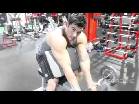 Epic Arms -  Video 2 0f 2 - Arm Workout Segment