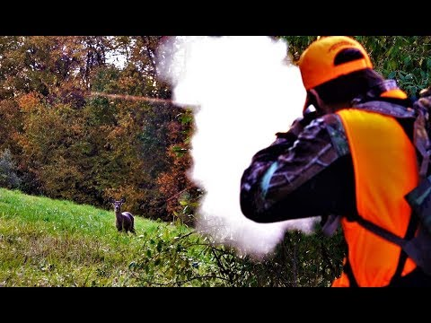 Flintlock Muzzleloader Whitetail Deer Hunting 2019 Pennsylvania - 50 Caliber Thompson Center Hawken