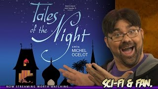 Tales of the Night - Movie Review (2011)