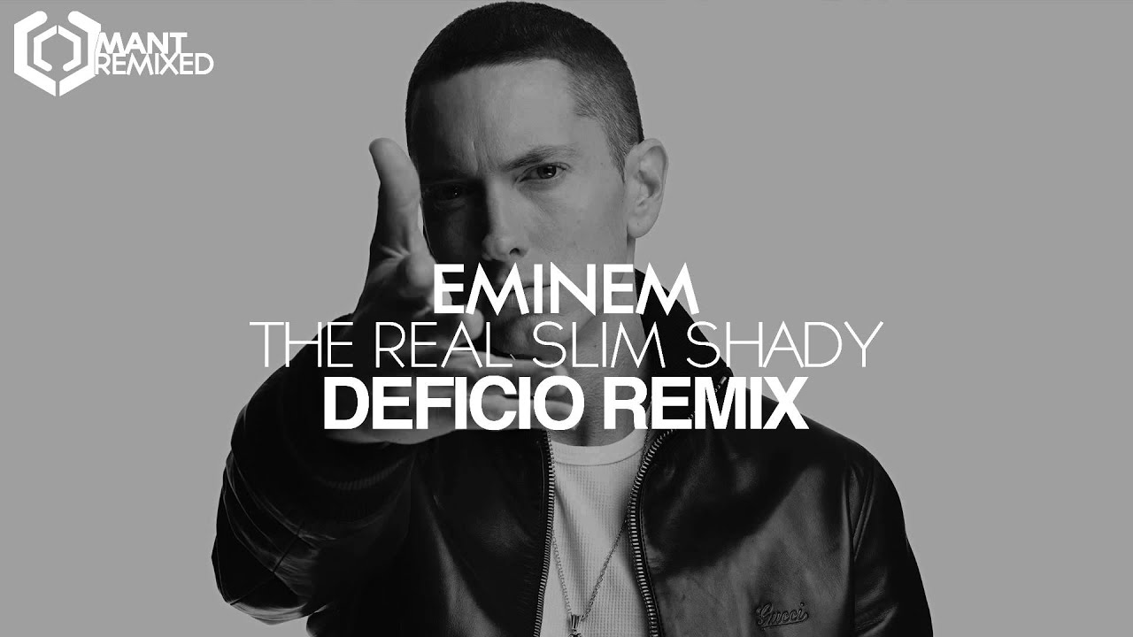 an introduction to the music work of eminem aka slim shady Eminem cannot continue as slim shady, because he knows it doesn't work any more, and on rap god he pinpoints his future eminem cannot continue as slim shady.