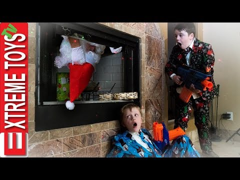 Merry Christmas Blast!! The Official Sneak Attack Squad Holiday Music Video!