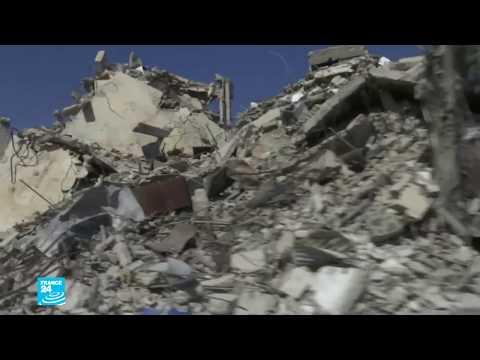 عودة اللاجئين إلى مخيم اليرموك أمر شبه مستحيل  - 17:23-2018 / 7 / 17