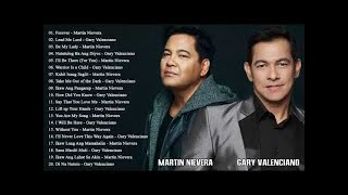 Martin Nievera, Gary Valenciano Nonstop Songs | Best OPM Tagalog Love Songs Playlist 2018