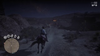 Red Dead Redemption 2 online live broadcast from Okinawa-Japan