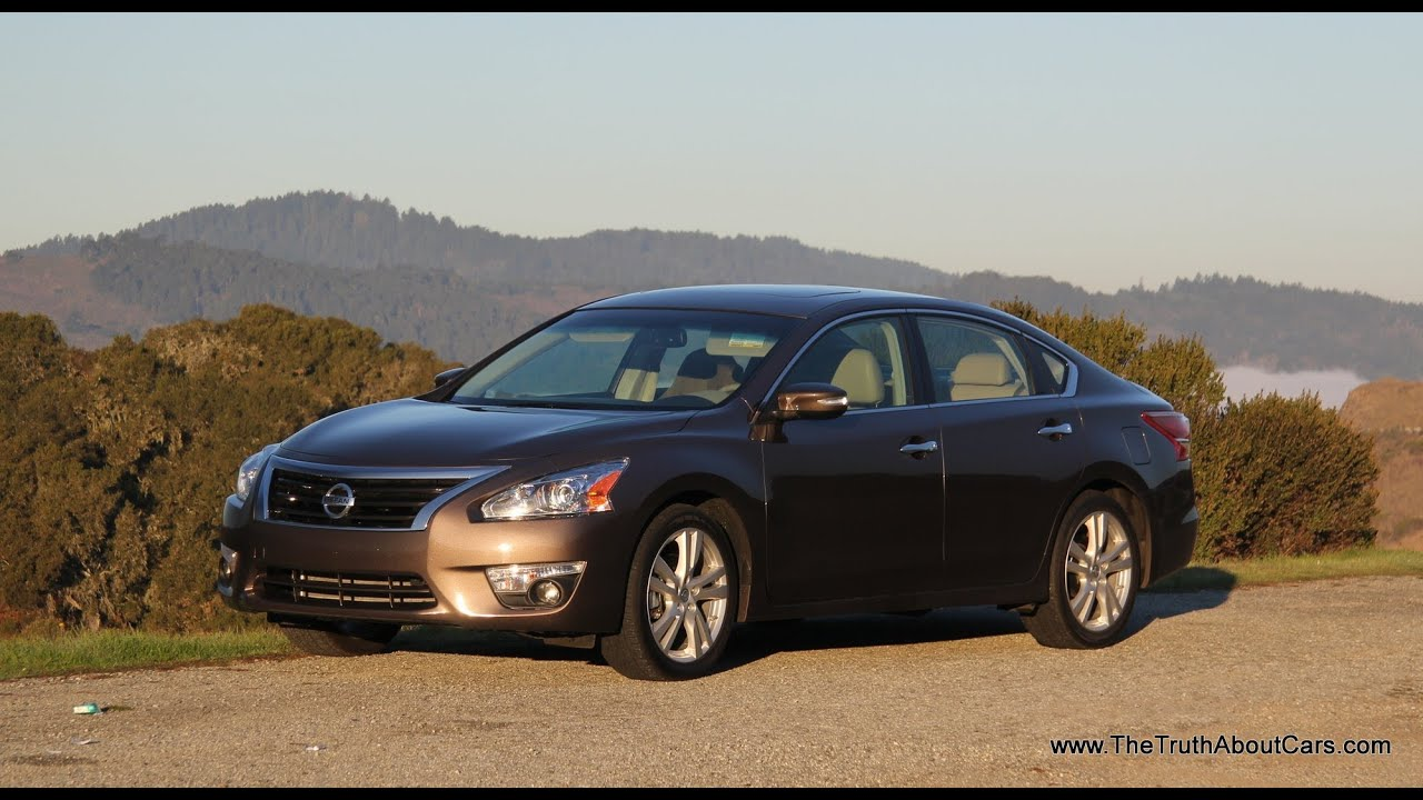2013 2014 nissan altima 3 5 sl review and road test youtube. Black Bedroom Furniture Sets. Home Design Ideas