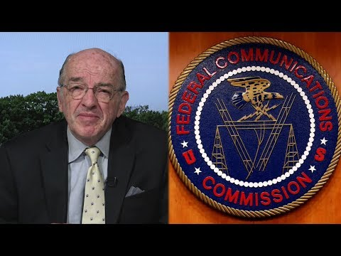 Former FCC Commissioner on How Greater Media Consolidation is a Threat to Democracy and Free Speech