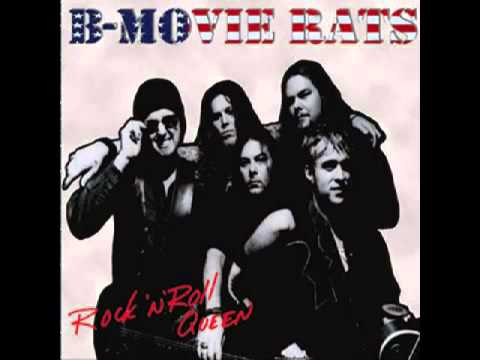 B Movie Rats - Rock 'N' Roll Queen (10 inch)