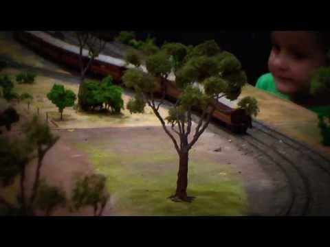 Sydney Model Railway Exhibition, 2011 - 2013 - Part 1/3