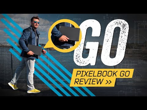 Pixelbook Go Review: The Google Laptop