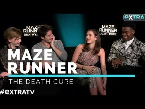 'Maze Runner: The Death Cure' Cast Opens Up About Their Close Bond