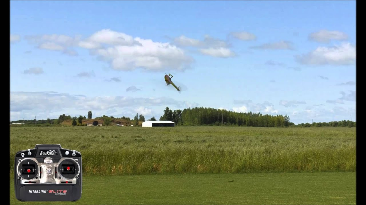 RC Helicopter Forum - heligods - How to fly Inverted - YouTube on