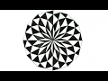 SPIRAL Geometric Shapes How to Draw | Art Tutorial step by step #DreoMandalaSeries #AlwaysGeoDreo