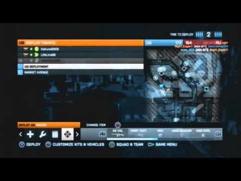 Battlefield 3 | CQ Seine Crossing | SyN vs D|Z game 1 | cash