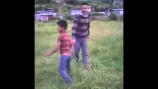 Nongkrem Swag Boyz freestyle by Lil-A Kharkongor Khasi dance video