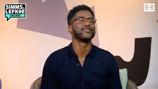Nate Burleson on the Differences Between NFL Legends Randy Moss and Calvin Johnson | S&L Interview