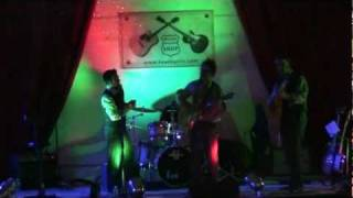 "BYP BLUES TRIO ""Baby what you wanna do"" (J Reed) live at BE Acoustic"