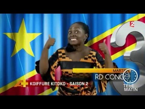 Tv Ailleurs Koiffure Kitoko Youtube