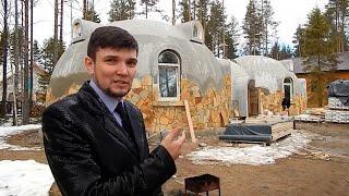 видео Купольные дома
