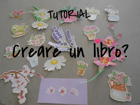 Tutorial Creare Un Libro Agenda Diario Come