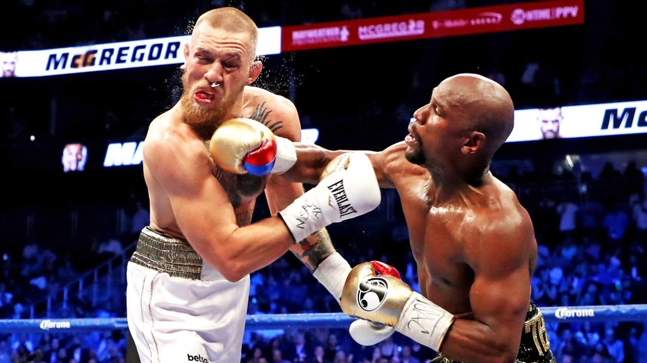Floyd Mayweather Vs Conor Mcgregor Full Fight