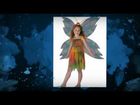 Kids Fairy Costumes