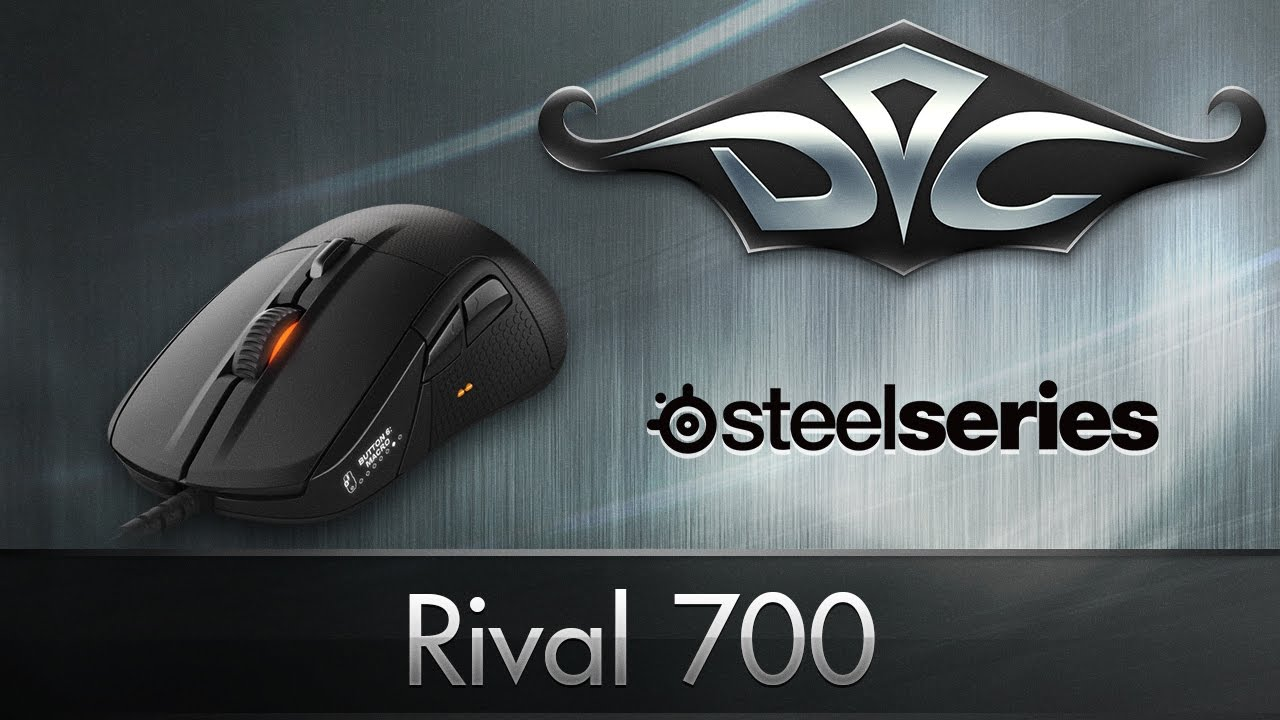Обзор SteelSeries Rival 700. Дорого-богато.