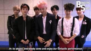 [ENG] INFO: BTS Asia Tour: Singapore