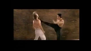 "Bruce Lee Tribute ""Kung Fu Fighting"""