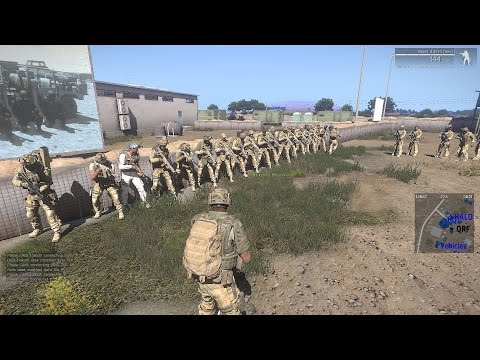 Introduction to Arma 3 Multiplayer: Invade & Annex