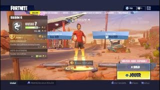 I Exchange my Fortnite account or sell €25!