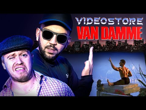 Van Damme ( feat. JHON RACHID et TEDDY ) - Videostore #9
