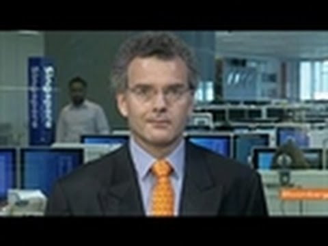 BNP's Nabarro Says Equities `Getting Closer to Bottom'