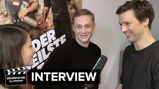 """Video Interview mit Matthias Schweighöfer und Florian David Fitz zum Film """"Der geilste Tag"""" download MP3, 3GP, MP4, WEBM, AVI, FLV Agustus 2018"""