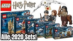 Darf man Plastik heiraten? 😍| LEGO Harry Potter 2020 Set Bilder | NEWS