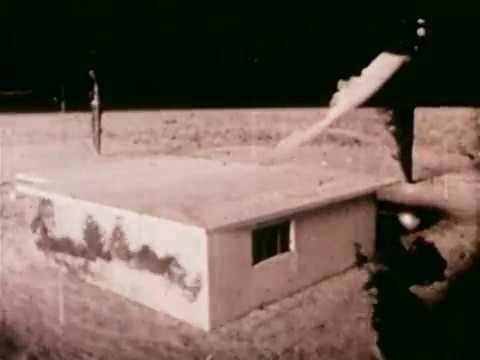Atomic Bomb Test - Operation Cue