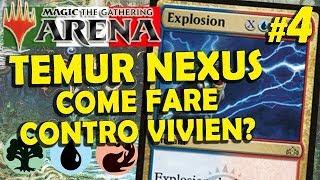 Temur Nexus OTK: Sopravvive a 3 distruggi incantesimi? #4 (MTG Arena ITA)
