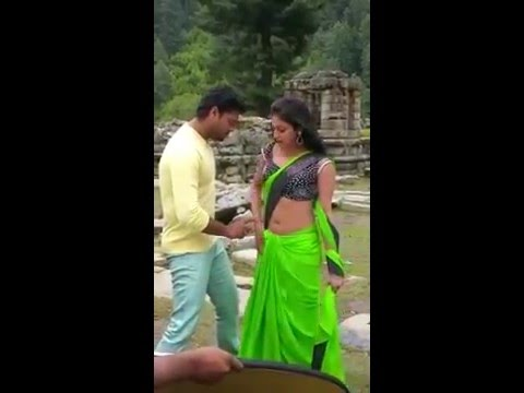 Ricky - Making of romantic song Malage Malage