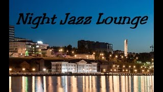 Night Jazz Lounge Music - Relaxing Background Chill Out Music - Vibraphone Solo