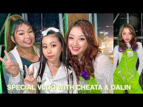 Trip To អ្នកលឿង With Cheata & Dalin