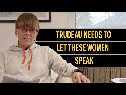 Trudeau needs to let JWR and Philpott speak