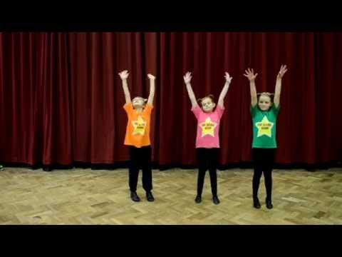 The Giggle Gang - Music and Movement - Lesson Plan