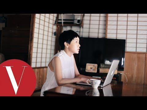 郭采潔 的「零」空間|201707封面人物|Vogue Taiwan