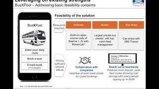 ComfortDelgro: Strategy in the ridesharing era