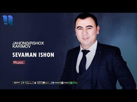 Jahongirshox Karimov - Sevaman Ishon | Жахонгиршох Каримов - Севаман ишон (music Version)