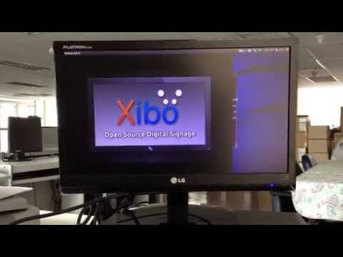 Repeat Affichage Dynamique : Installation de XIBO CMS by LPE