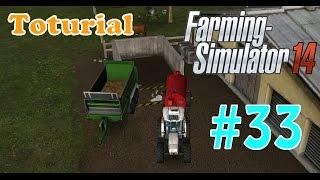 Farming Simulator 14 Tutorial Como Produzir Extrume ( Liquido E Solido )