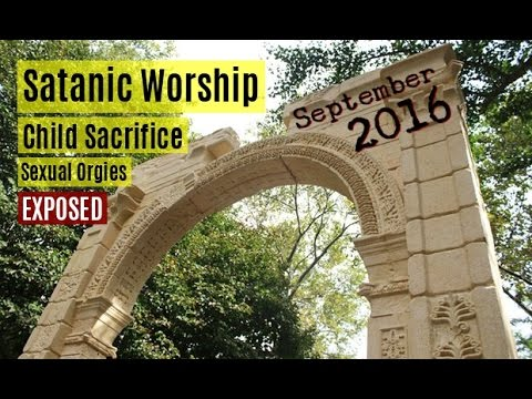 new!) nyc arch of triumph temple of baal september 2016 - youtube