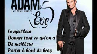 Adam et Eve - Le Meilleur - Lyrics